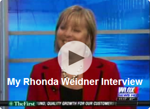 My Rhonda Weidner Interview
